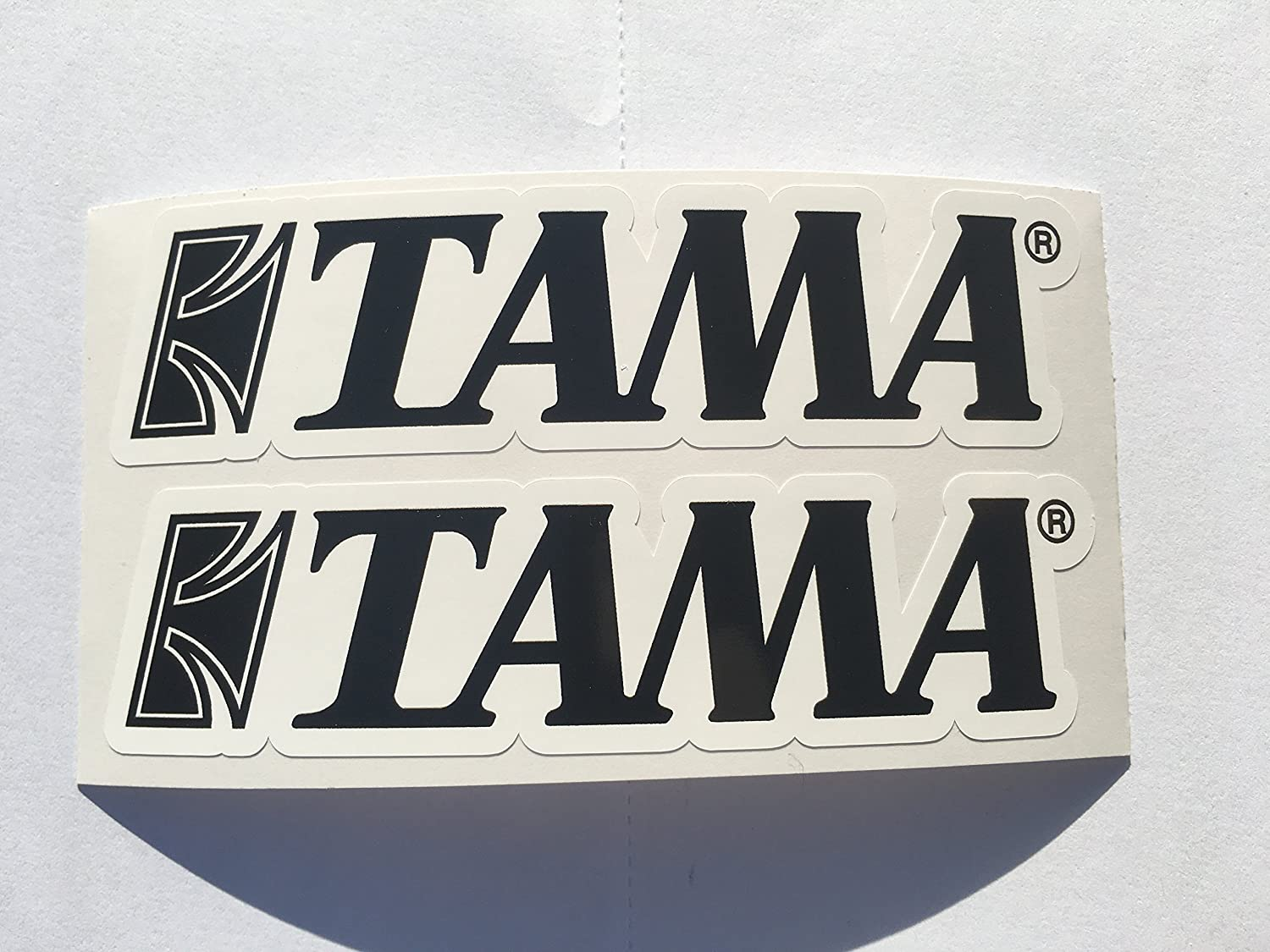 TAMA Bass Drum Logo Decal Sticker Truck laptop CHOOSE A COLOR