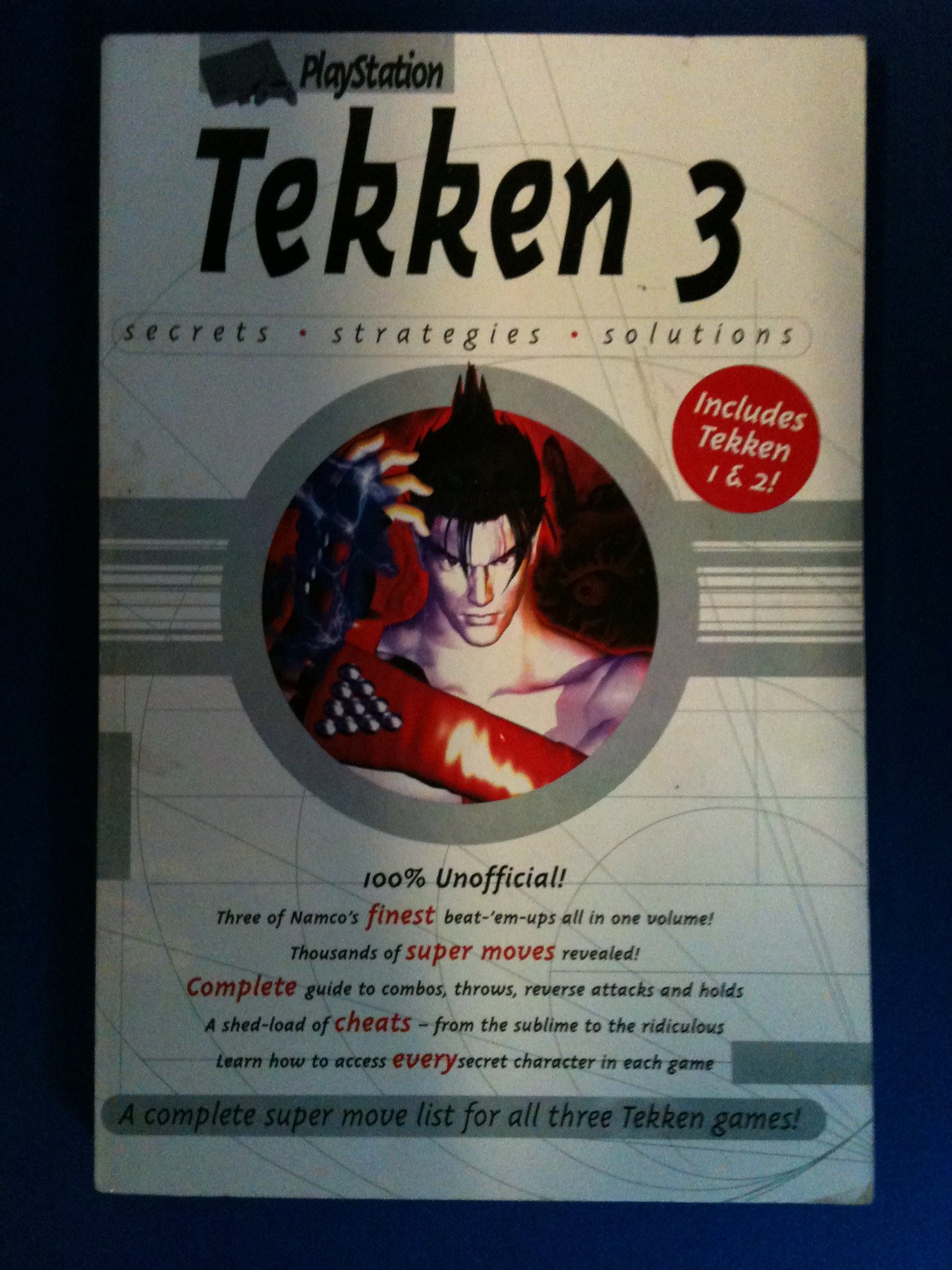 Tekken 3: Secrets, Strategies, Solutions: Louise Wells, Ryan Butt
