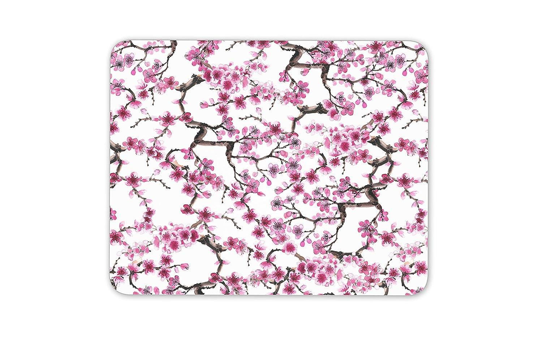 rosa chicas japonesas regalo ordenador PC # 8719 Bastante flor de cerezo tapete de ratones Coj/ín