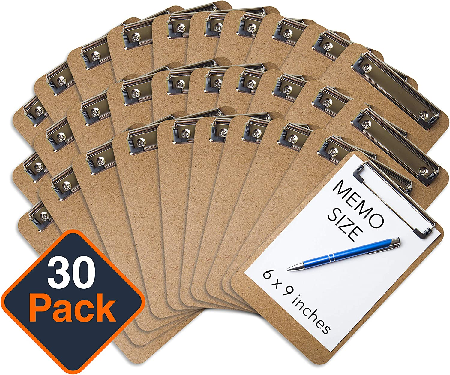 Memo Clipboards With Pen Holder Files Document Forms Clipboard Holders 3 Pack