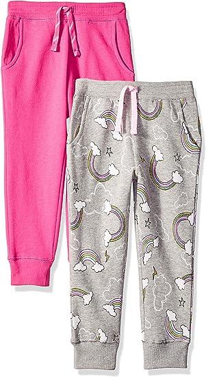 Spotted Zebra 2 Pantalones De Chandal De Forro Polar Pantalones Para Ninas Amazon Com Mx Ropa Zapatos Y Accesorios