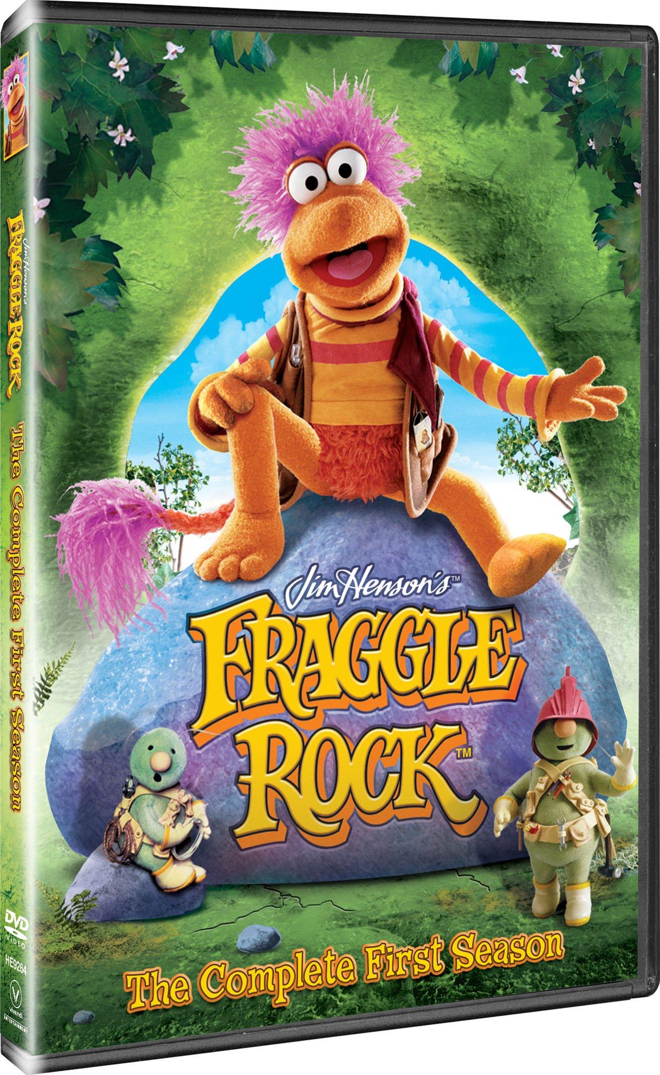 Fraggle Rock: Complete Season 1