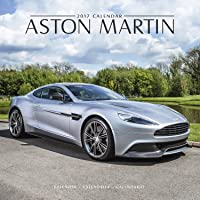 Aston Martin Calendar - Calendars 2016 - 2017 Wall Calendars - Car Calendars - James Bond - Aston Martin 16 Month Wall…