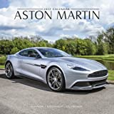 Aston Martin Calendar - Calendars 2016 - 2017 Wall Calendars - Car Calendars - James Bond - Aston Martin 16 Month Wall Calendar by Avonside