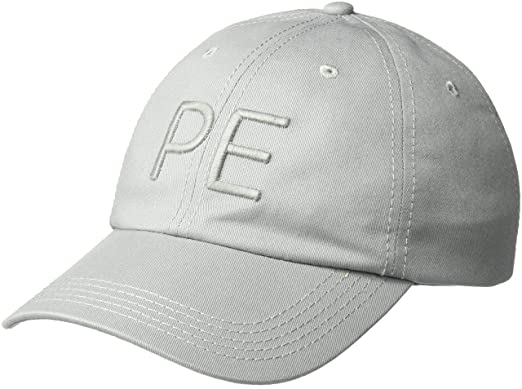 ba9c98c45ef Perry Ellis Men s Classic Cotton Twill Baseball Cap
