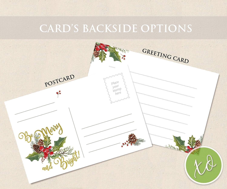 Postcards Christmas Photo Postcard Christmas Greeting Cards Family Photo Christmas Card Holidays Gift Greeting Cards Christmas Gift New Year