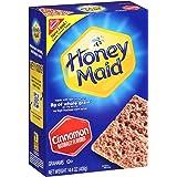 Honey Maid Graham Crackers (Cinnamon, 14.4-Ounce Box, 12-Pack)