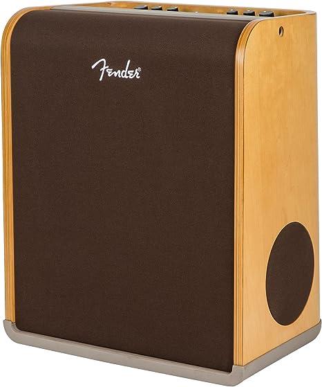 Fender Acoustic SFX · Amplificador guitarra acústica: Amazon.es ...
