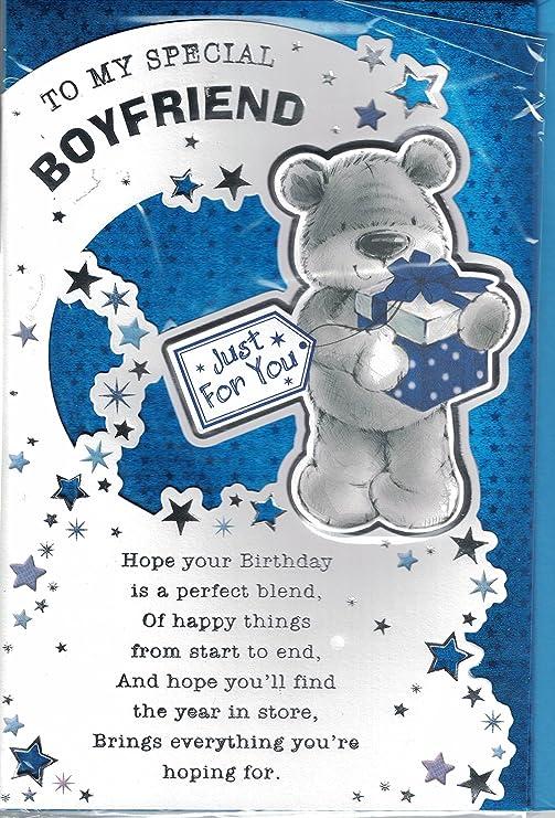 Novio tarjeta de felicitación de cumpleaños ~ A Mi Novio ...