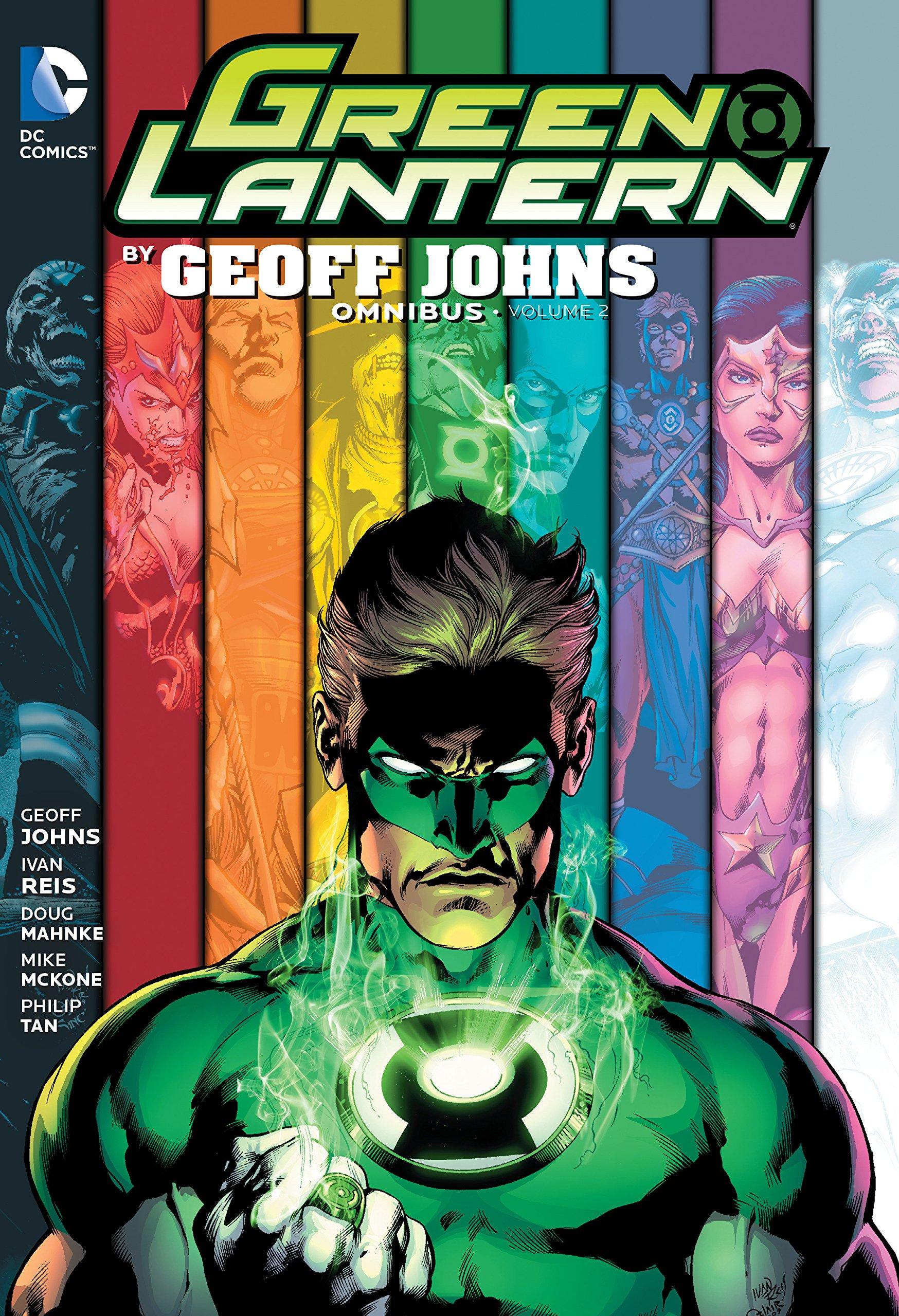 Green Lantern by Geoff Johns Omnibus Vol. 2 by DC Comics