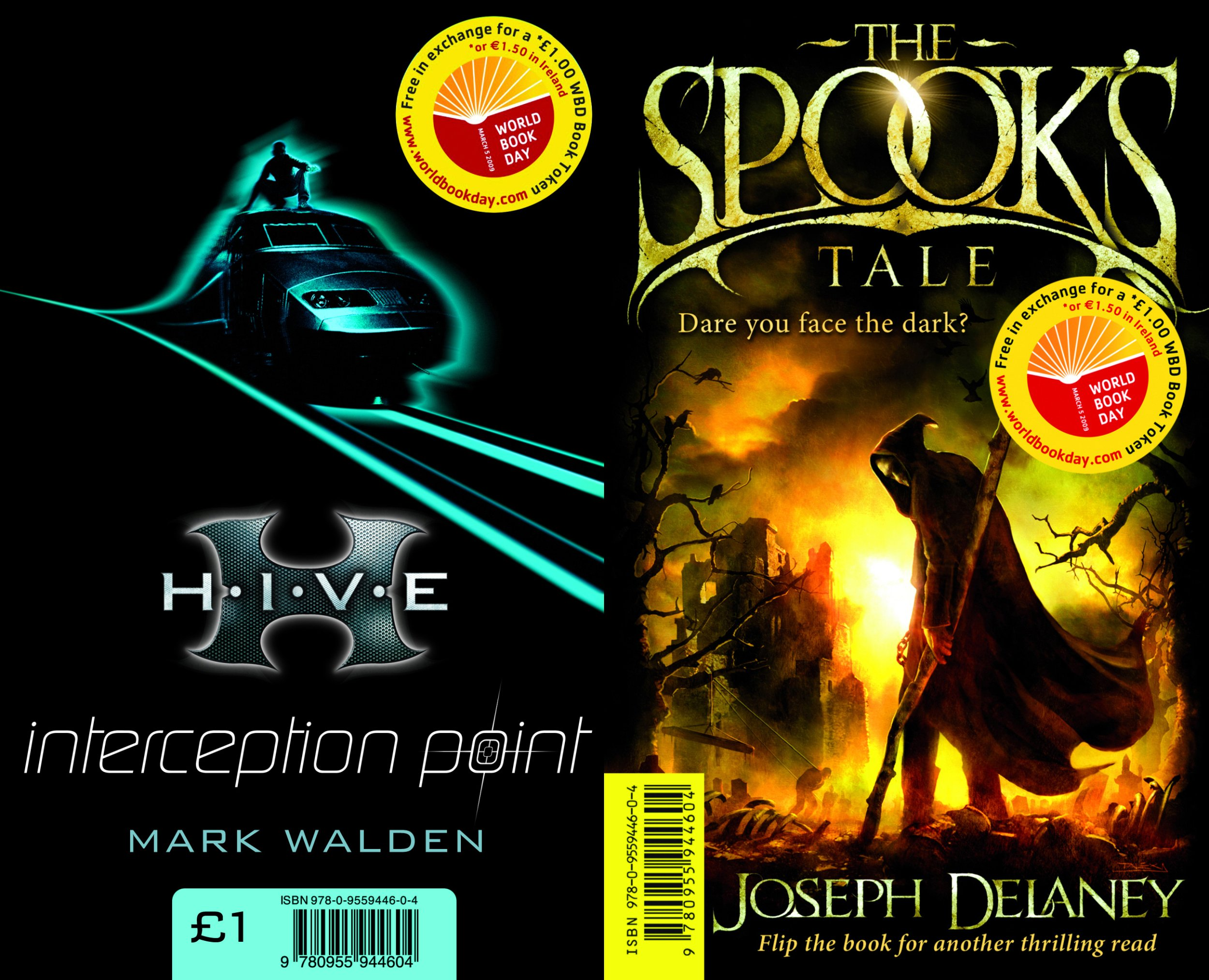 Download The Spook's Tale / Interception Point pdf