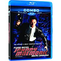 Johnny Mnemonic (Blu-ray/DVD Combo Pack) [Blu-ray]