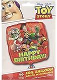 Producto de Disney Toy Story tarjeta de cumpleaños globo en forma de cuadrado