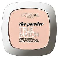 L'Oréal Paris True Match, Cipria, C2 Rose Vanilla, 9 g