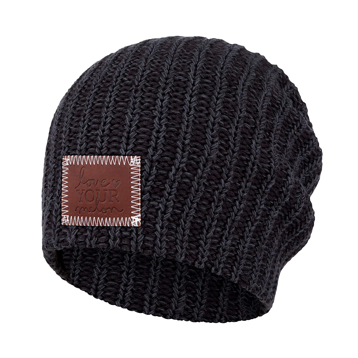 Love Your Melon Beanie Love Your Melon Black Beanie BEA096