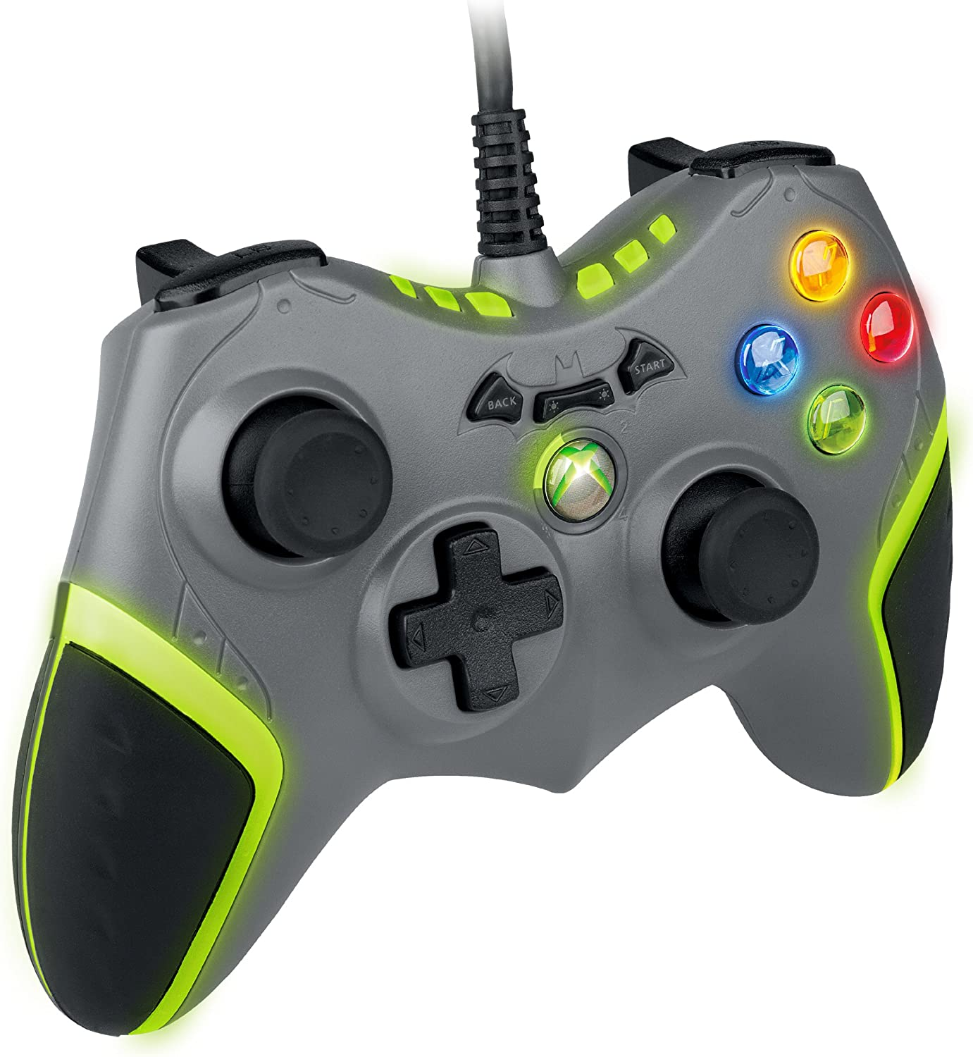 Amazon.com: Batarang Wired Controller for Xbox 360: Video Games
