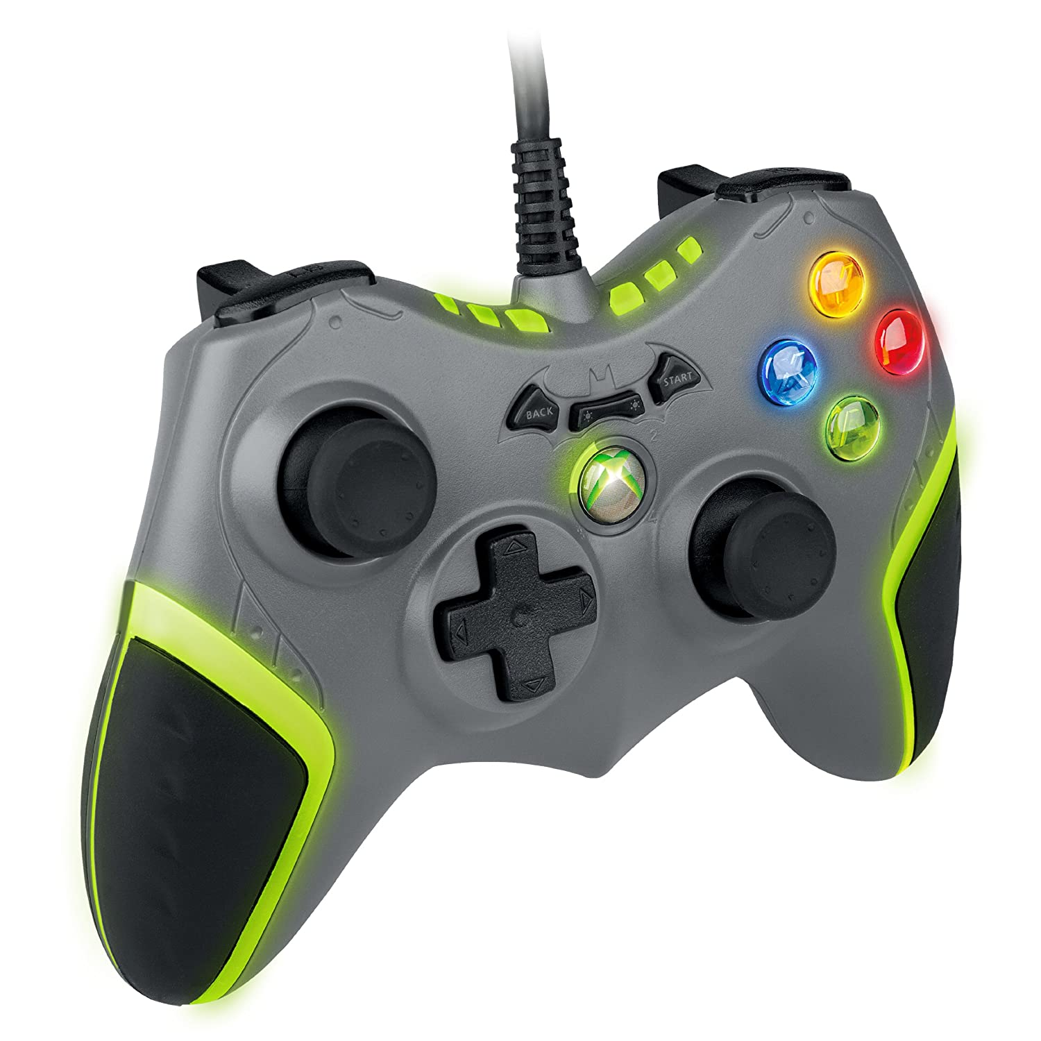 Officially Licensed Batman Batarang Wired Controller XBOX 360 ...