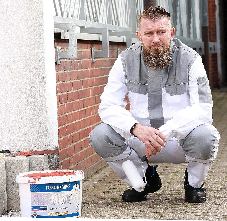 TMG/® Veste de Travail R/ésistante et L/ég/ère Plusieurs Couleurs et Tailles Homme pour Travailler