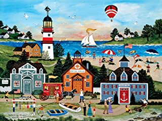 product image for Ceaco Perfect Piece Count Puzzle - Jane Wooster Scott - Waterfront Artistry