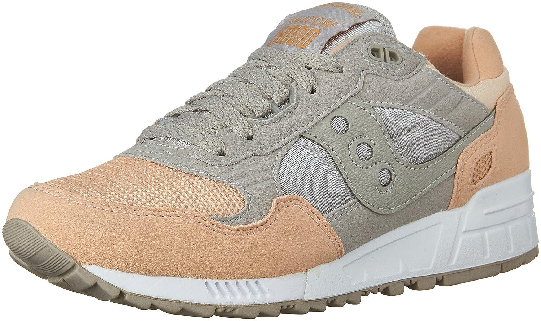 Saucony Originals Women's Shadow 5000 Fashion Sneaker B0189NKND8 7 B(M) US|Grey/Light Pink