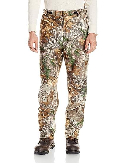 1047210c024a0 Amazon.com : ScentLok Men's Recon Thermal Pants : Clothing