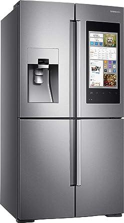 Samsung RF56M9540SR Integrado 550L A+ Acero inoxidable nevera y congelador - Frigorífico (550 L,