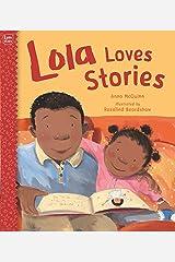 Lola Loves Stories (Lola Reads) Paperback