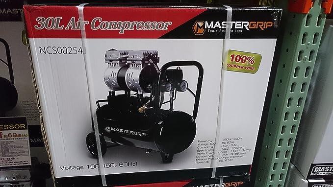 Amazon com: Sanko Mastergrip Oil-Less air Compressor Tank