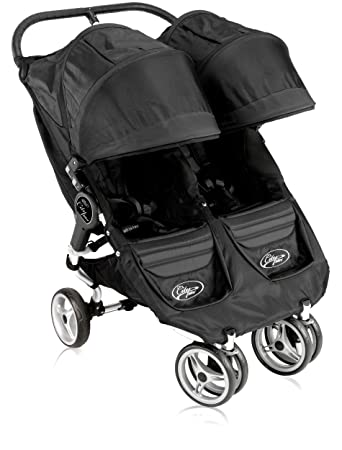 Baby Jogger 2010 City Mini Double Stroller Black Black Discontinued By Manufacturer