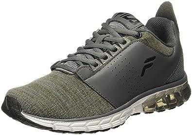Fila Men's Space Grey Running Shoes - 6 UK/India (40 EU)(