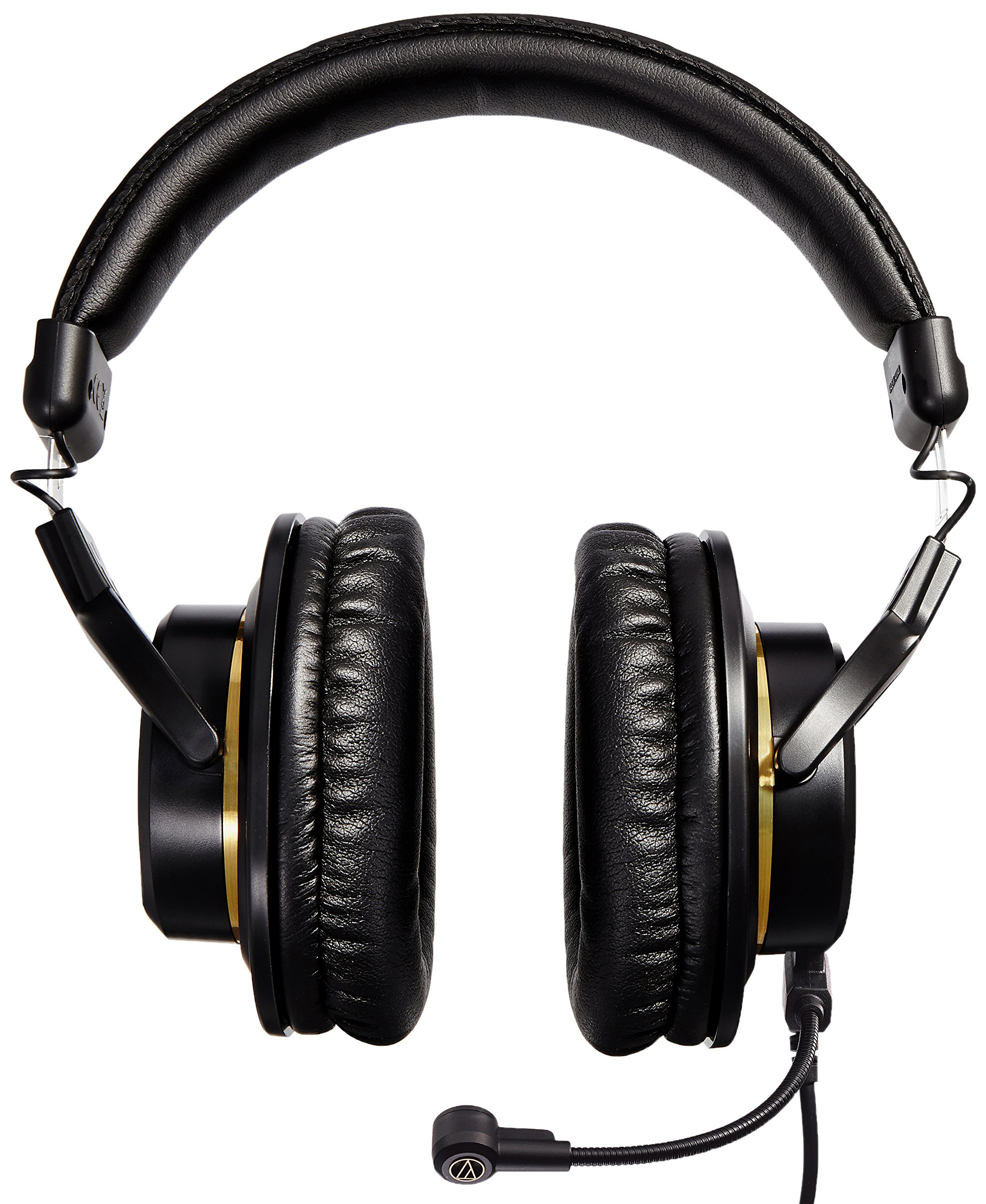 Audio-Technica ATH-PG1 Closed-Back Premium Gaming Headset with 6'' Boom Microphone by Audio-Technica