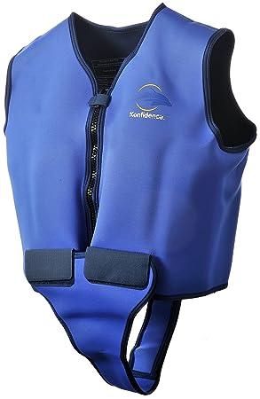 Konfidence - Chaleco flotador para aprender a nadar (para adultos): Amazon.es: Deportes y aire libre