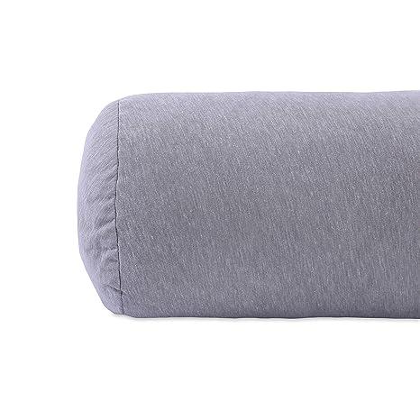 Amazon Com Polartec Slub Knit Jersey Small Bolster Pillow