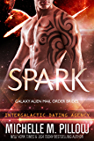 Spark: Galaxy Alien Mail Order Brides (Intergalactic Dating Agency) (English Edition)