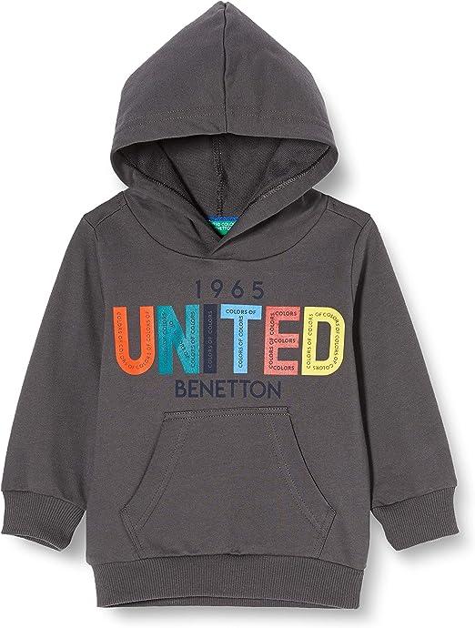 United Colors of Benetton Felpa Sudadera para Beb/és