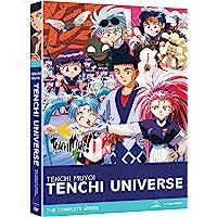 Tenchi Muyo! - Tenchi Universe Collection