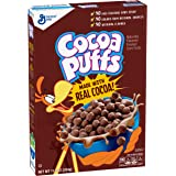 Cocoa Puffs Chocolate Cereal 11.8 oz Box
