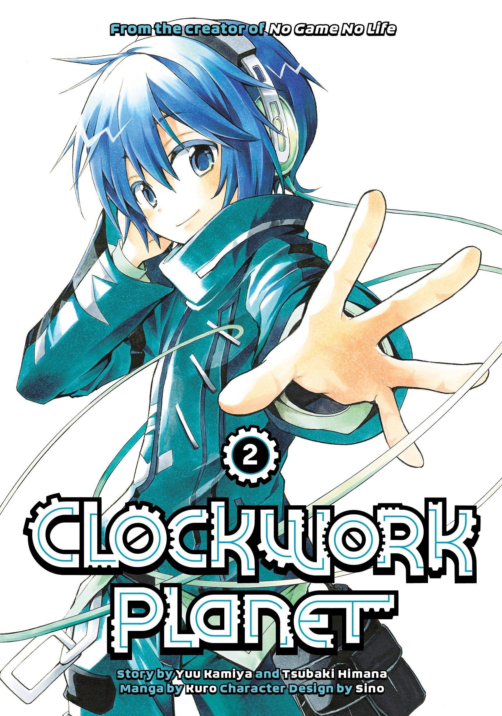 Clockwork Planet 2 pdf epub