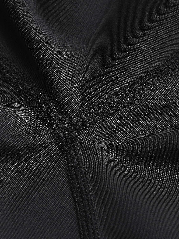 BESTIF Damen Thermounterw/äsche Winter Thermo Langarmshirt Unterhemd Funktionsunterw/äsche Warm Weich Oberteil Atmungsaktiv