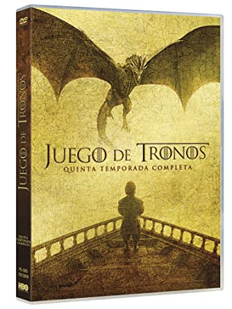 Juego De Tronos Temporada 5 [DVD]: Amazon.es: Lena Headey, Peter ...