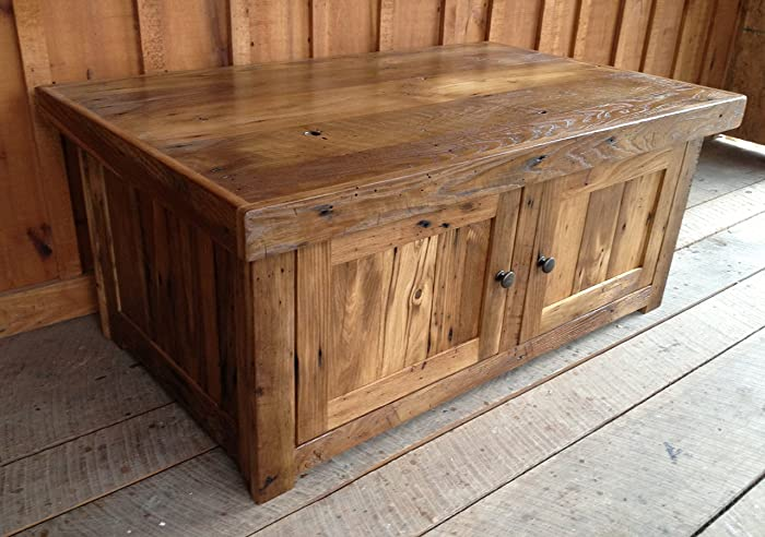 Reclaimed Chestnut Coffee Table
