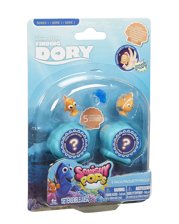 Squishy Pops Dory - Juego de 5 Juguetes para Cachorros: Amazon.es: Juguetes y juegos