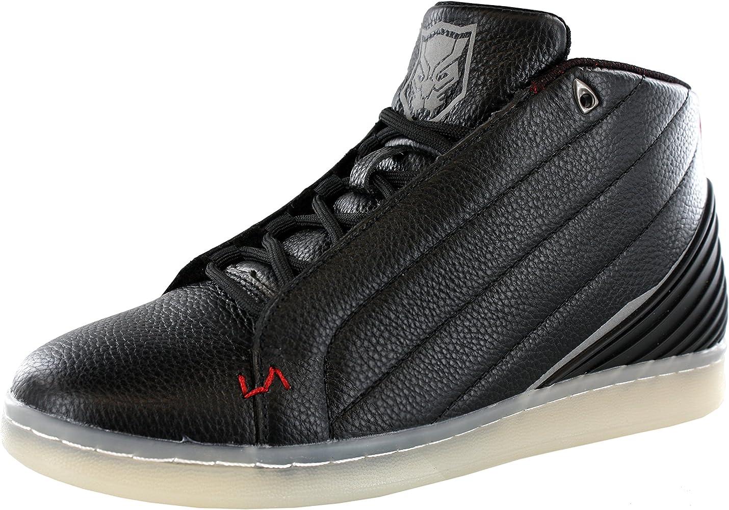 Marvel Black Panther Mid Skate Shoes