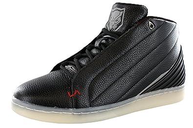 c52aa12cd9 Men s Marvel Black Panther Mid Skate Shoes (7.5 M ...