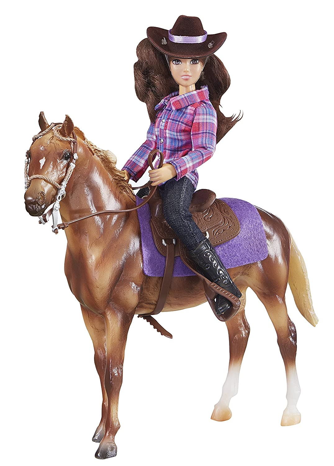 Rider for Breyer Classics Toy Horses 61053 Breyer Model Horses Kaitlyn Cowgirl