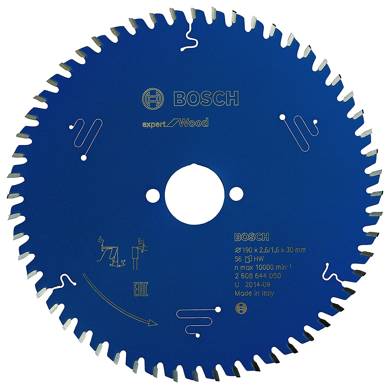Bosch - Disco sierra circular expert madera 190x30x56d 2329911