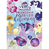My Little Pony The Movie Friendship Forever Colouring