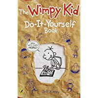 The Wimpy Kid Do It Yourself Book by Jeff Kinney - Paperback