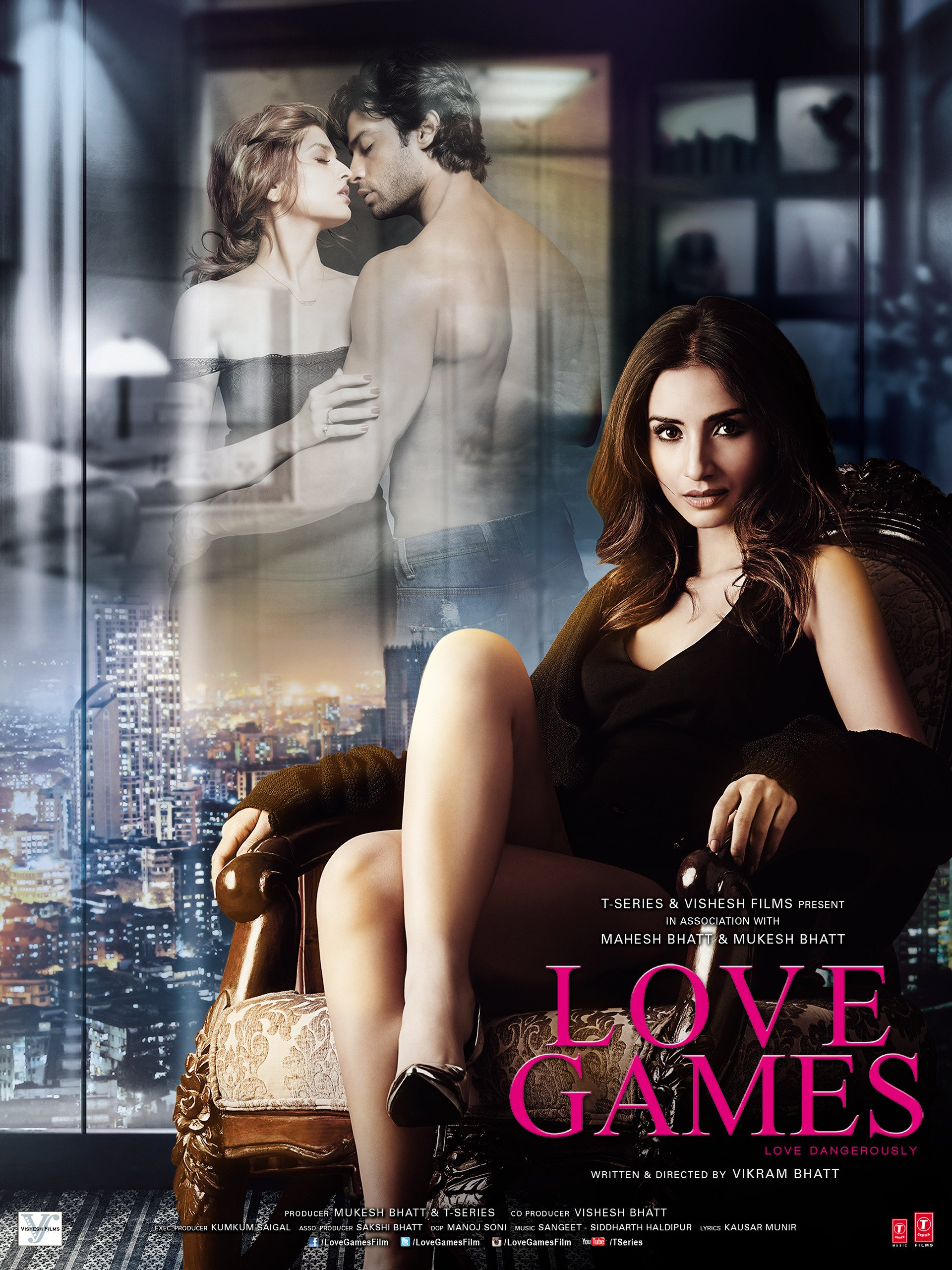 Amazon Com Love Games Patralekhaa Tara Alisha Berry Gaurav Arora