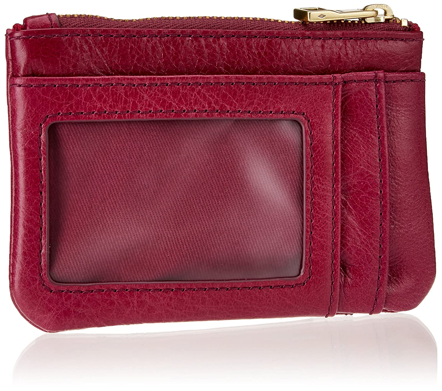 Fossil - Ellis, Monederos Mujer, Rot (Raspberry Wine), 0.64 ...
